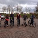 The start of our Wyre Forset ride